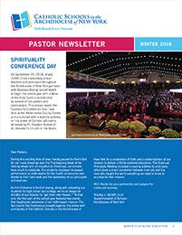 Fall 2018 Pastor Newsletter Cover