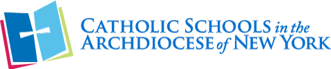 Catholic Schools in the Archdiocese of New York Mobile Retina Logo