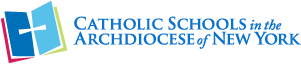 Catholic Schools in the Archdiocese of New York Mobile Logo
