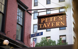 Pete's Tavern Hosts Manhattan Catholic Schools Cocktail Party